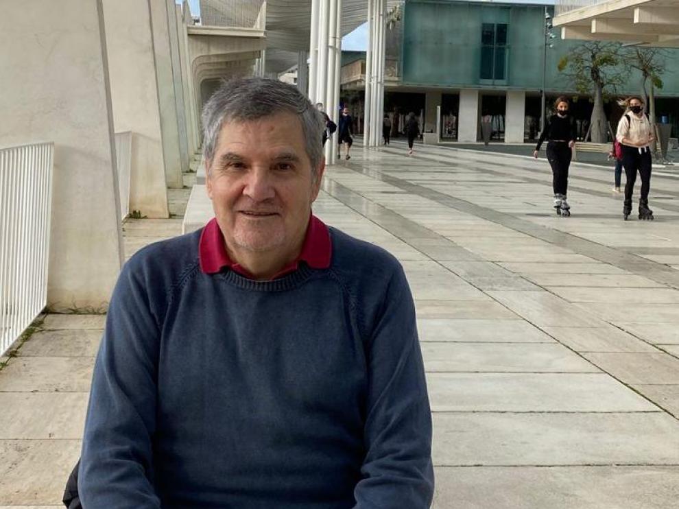 Bosco Esteruelas publica 'Gracias, asesino', una novela sobre la pandemia.