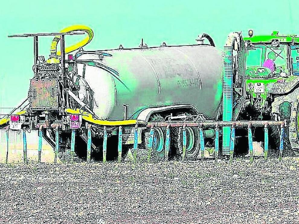 Las zonas vulnerables deben cumplir exigentes requisitos en el uso de los fertilizantes agrarios