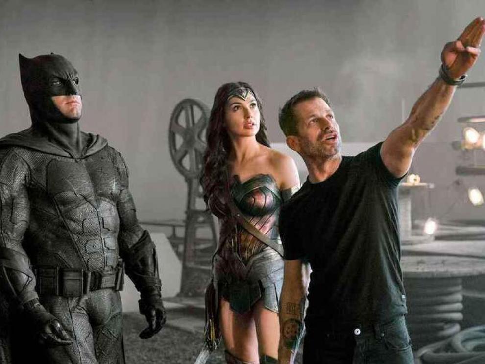 Zack Snyder, director de La Liga de la Justicia
