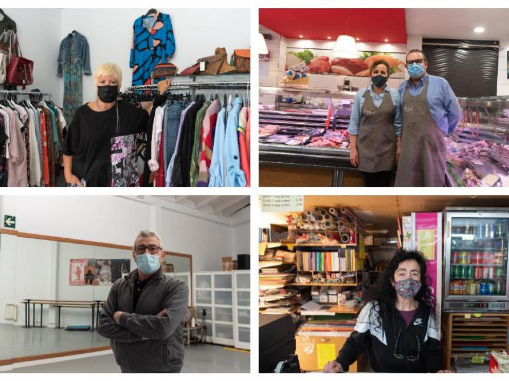 Las tiendas de toda la vida se quedan sin relevo generacional en el barrio Oliver