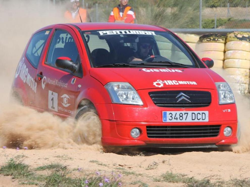 Imagen de la pasada competición celebrada en Motorland