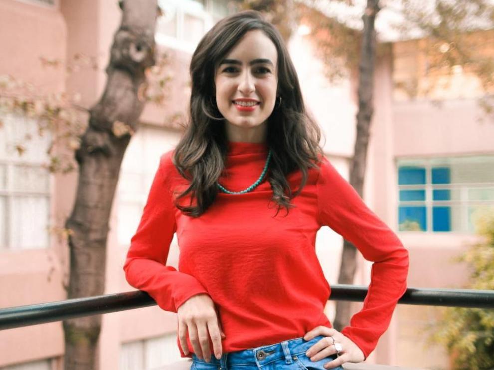 María del Carmen Climént trabaja en el Instituto Winton.