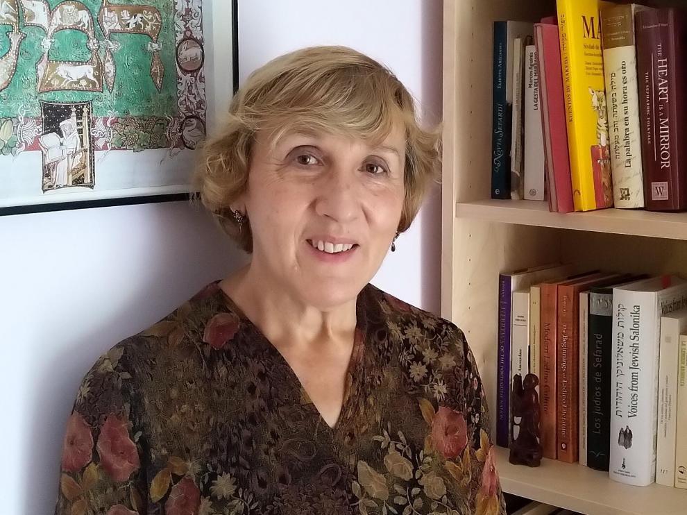 La filóloga Paloma Díaz-Mas