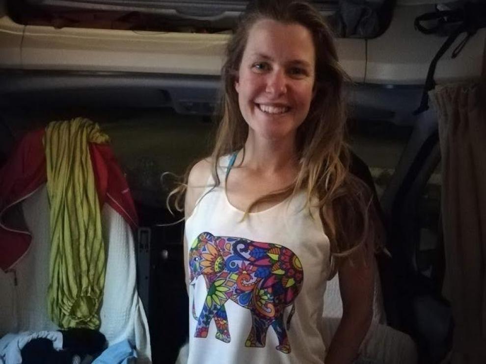 Esther Dingley desapareció en el pico Salvaguardia a finales de noviembre cuando hacía una ruta en solitario.
