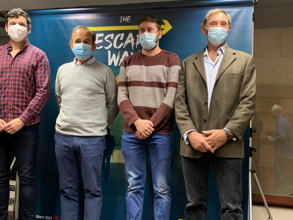 La iniciativa ha sido presentada este miércoles en la Diputación Provincial de Huesca