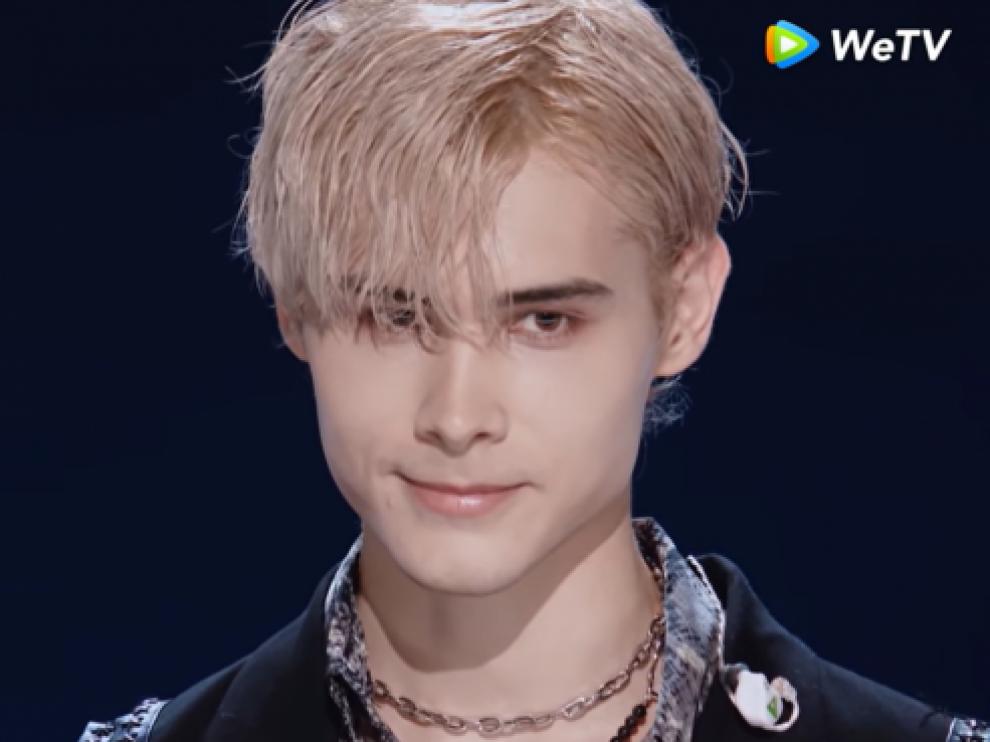 Lelush, el joven ruso que pasó tres meses atrapado en un 'reality show' chino.