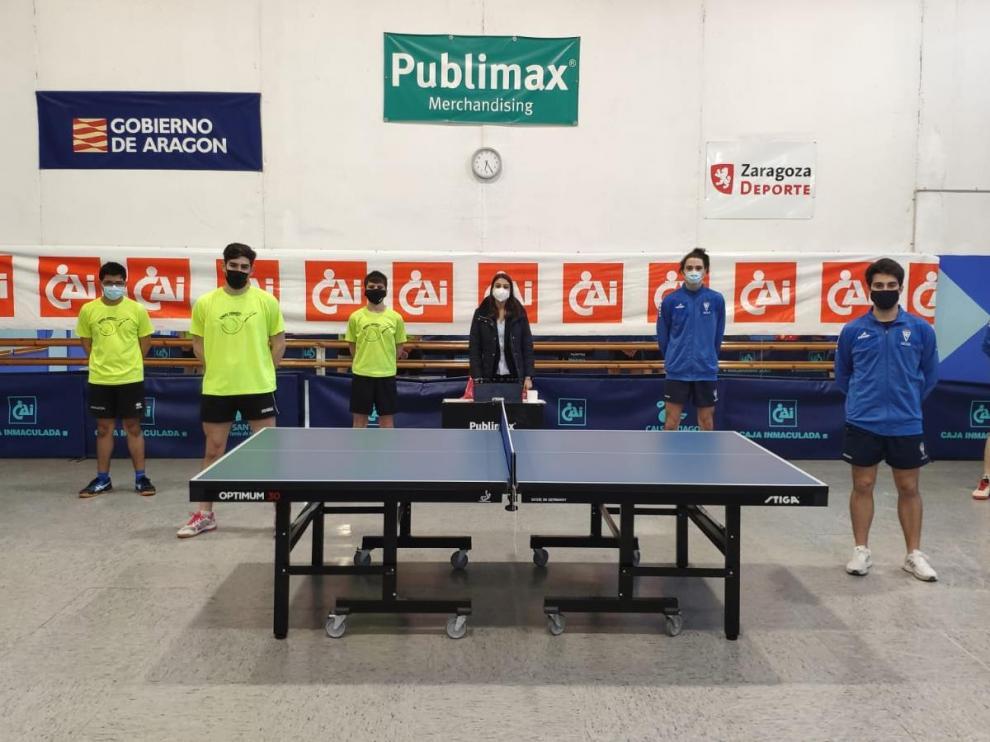 School Zaragoza-CN Helios de Segunda División, en el encuentro de la primera vuelta