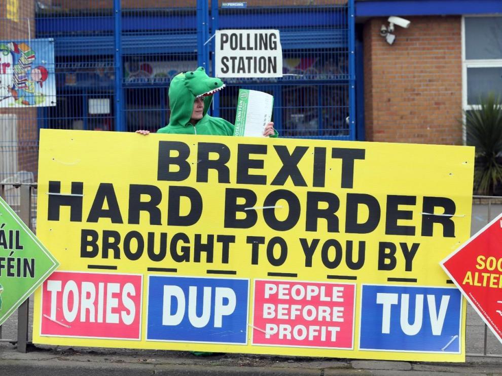 Irlanda del Norte, de la guerra de la Independencia al 'brexit'