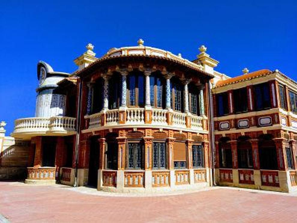 Casa Solans, en la actualidad.