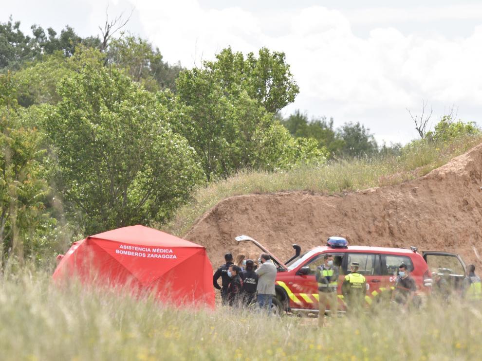 Encuentran el cadáver del niño desaparecido en el Ebro