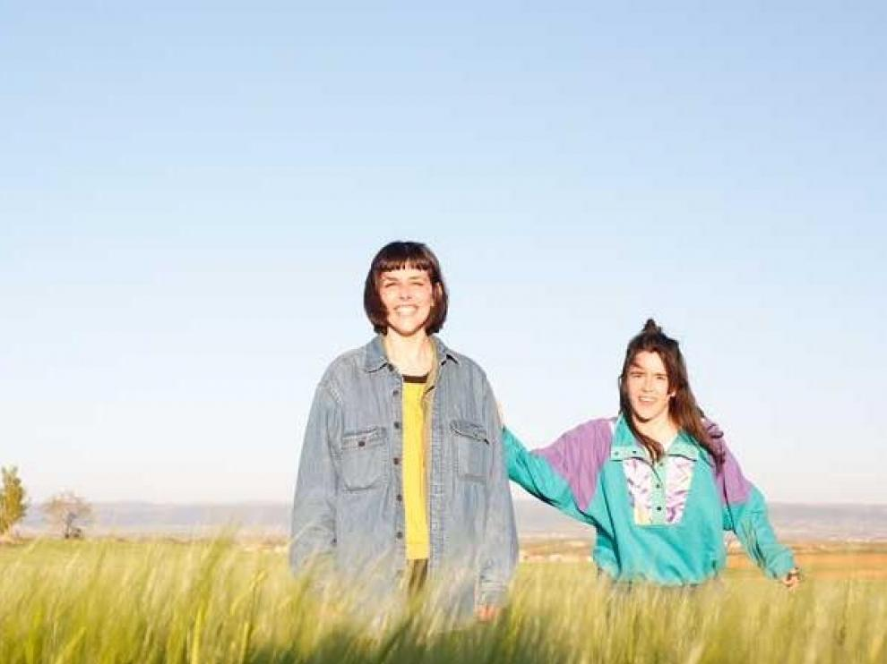 Ruth Esteban y Lorena Jorcano son las que están detrás del proyecto Lecciones en conserva.