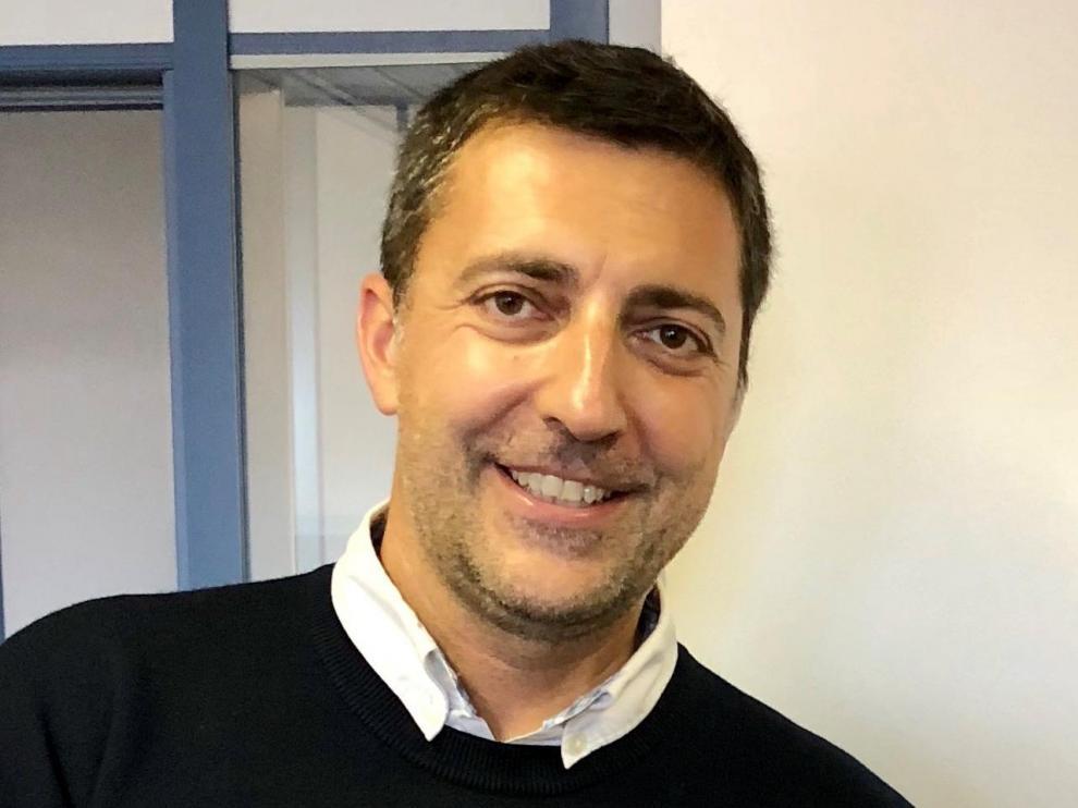 José María Lagarón, investigador del Instituto de Agroquímica y Tecnología de Alimentos del CSIC.