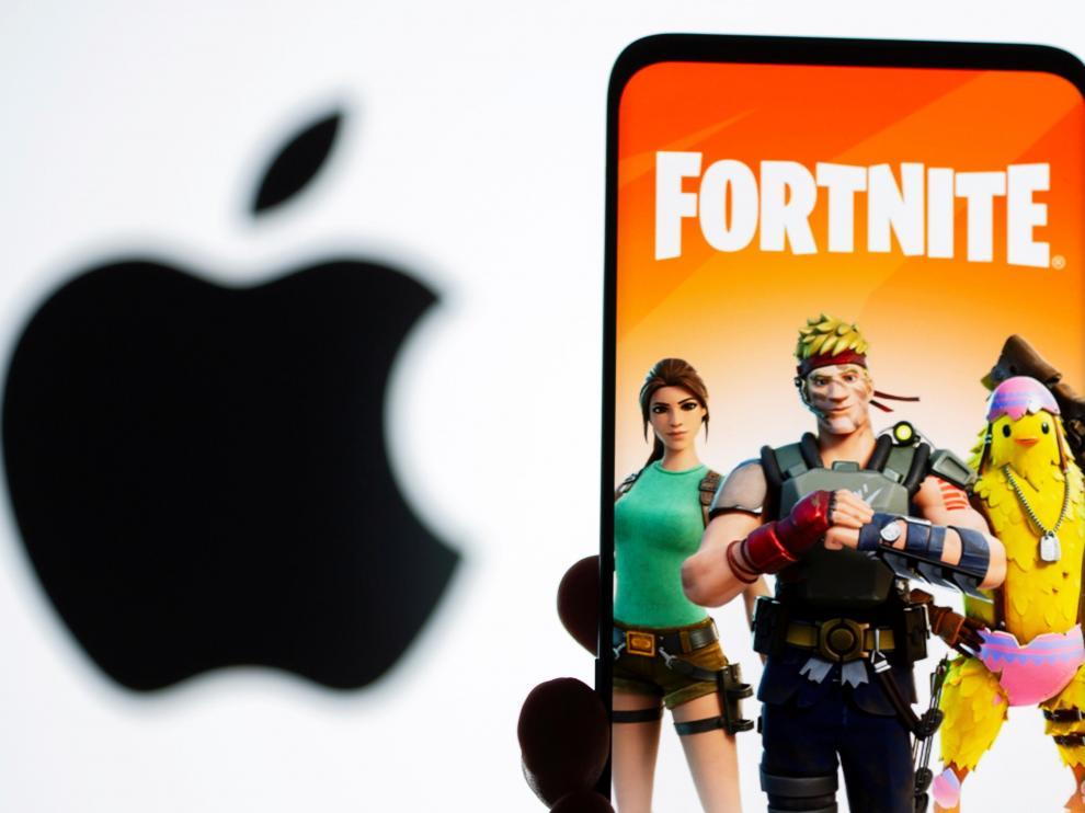 La gran batalla de 'Fortnite' contra Apple