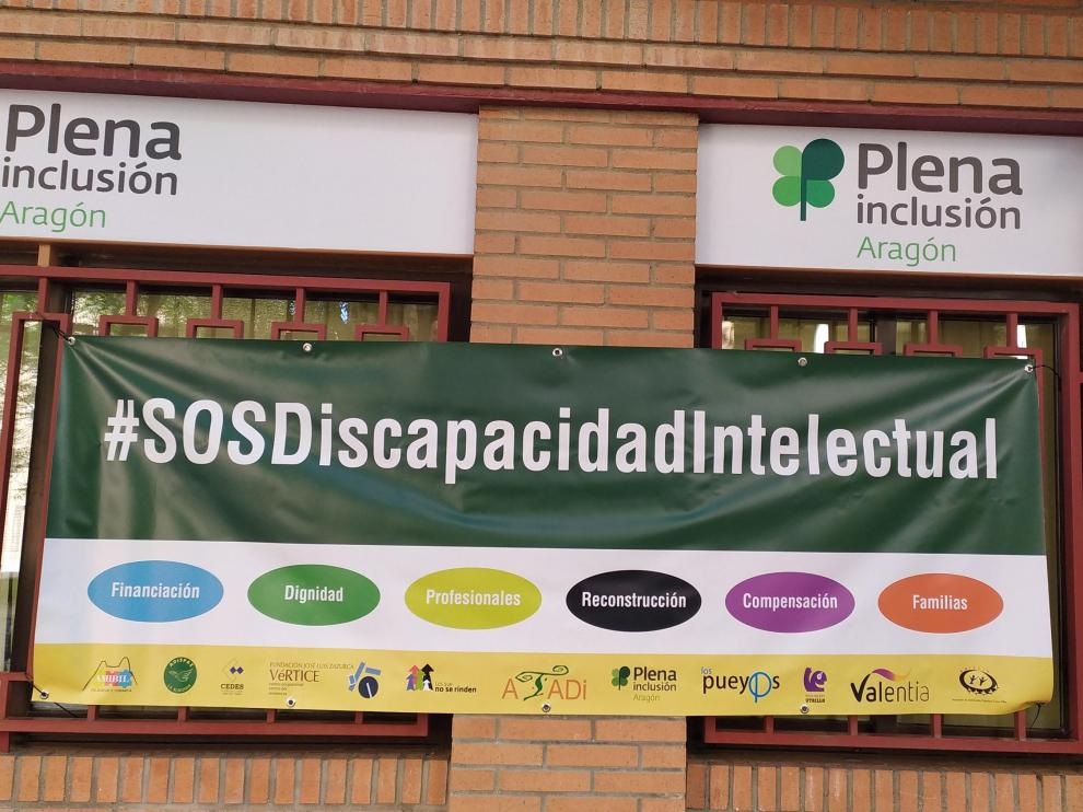 El sector de la discapacidad intelectual reclama mejor financiación y ayudas por los sobrecostes de la pandemia.