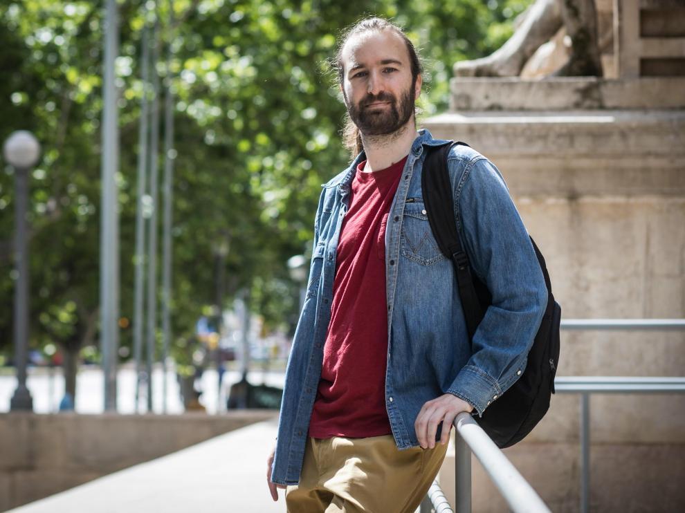 Pablo Barrecheguren es escritor y divulgador científico