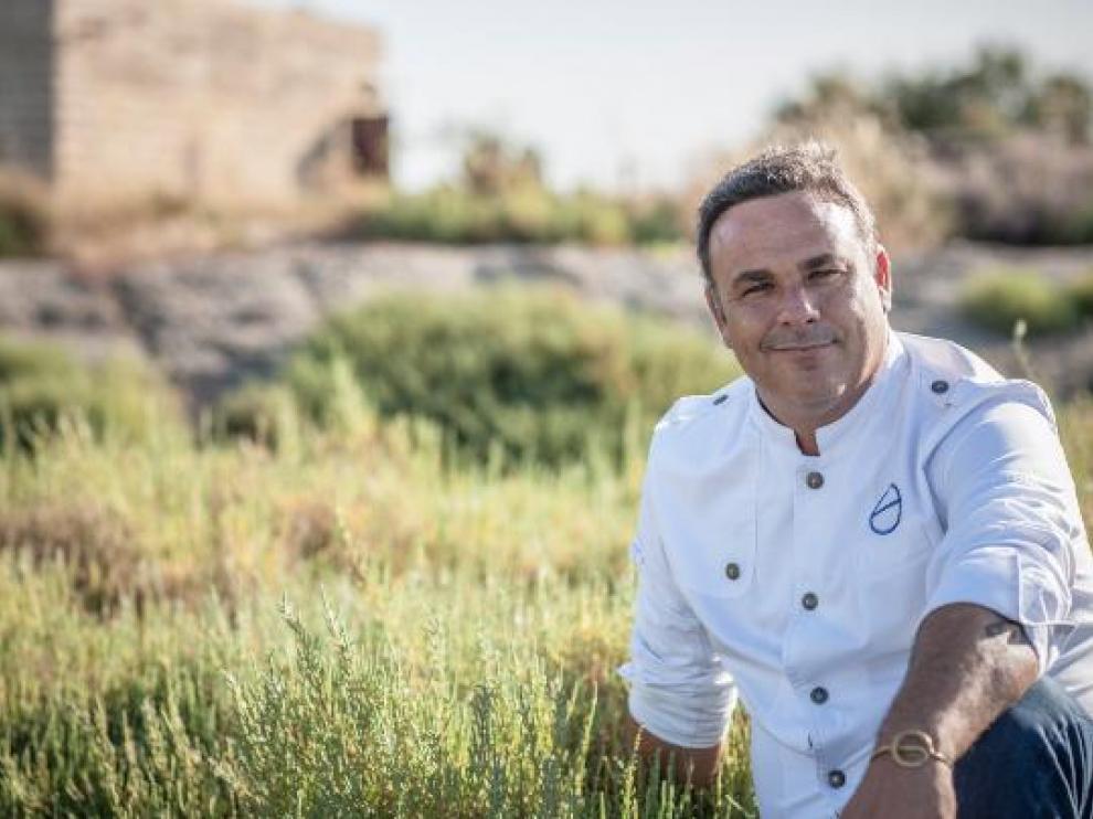 El chef Ángel León será uno de los ponentes de Madrid Fusión.