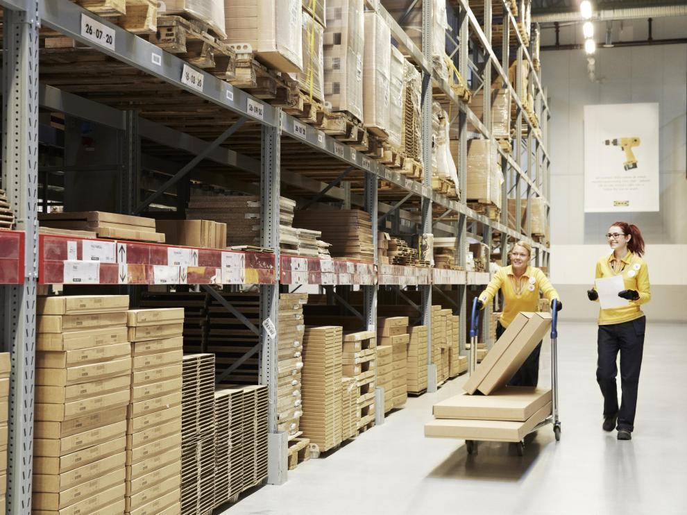 Ikea trae a España su negocio de alquiler de muebles.