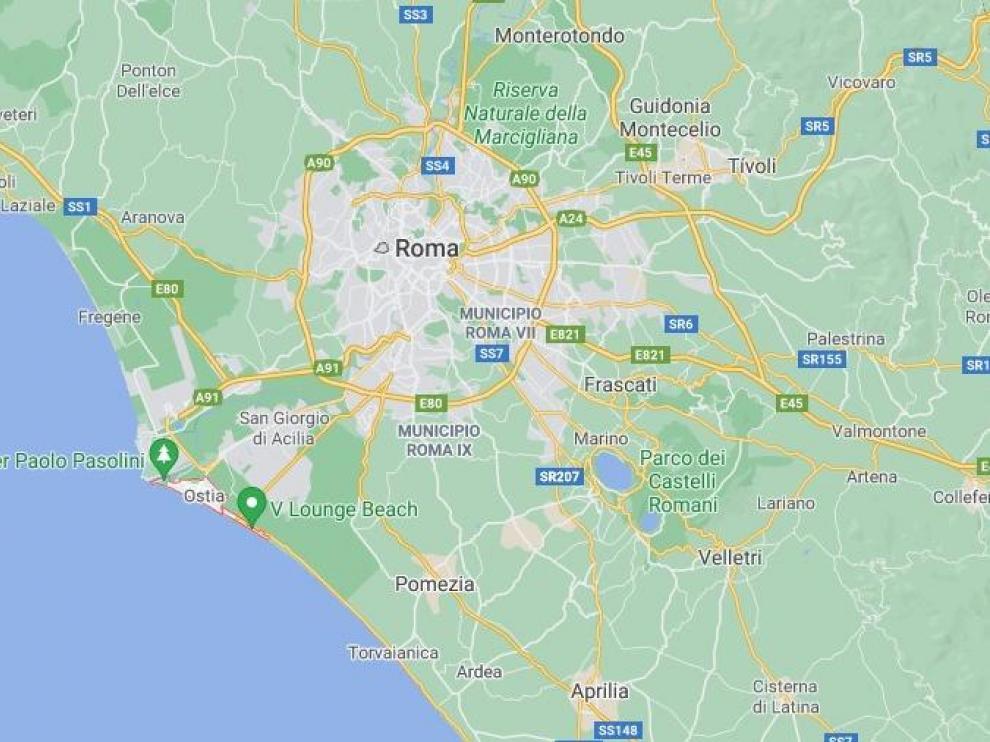 El clan mafioso está asentado en la ciudad de Ostia, cerca de Roma.