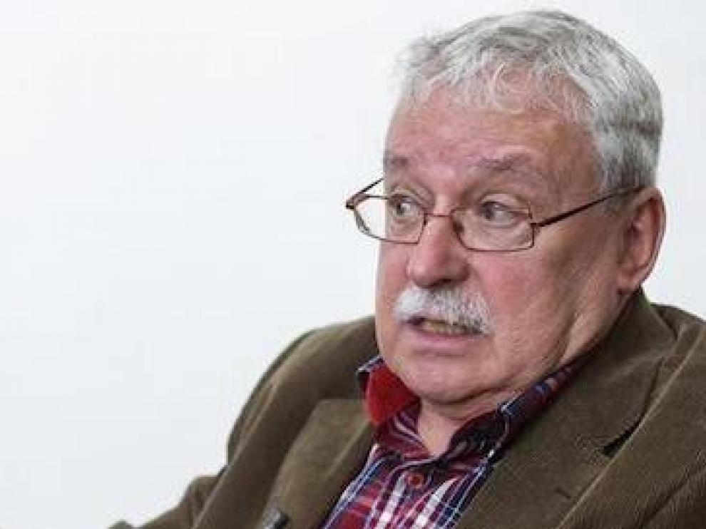 El expresidente madrileño Joaquín Leguina.