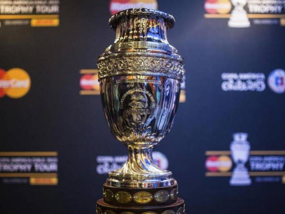 Imagen de archivo de la Copa América
