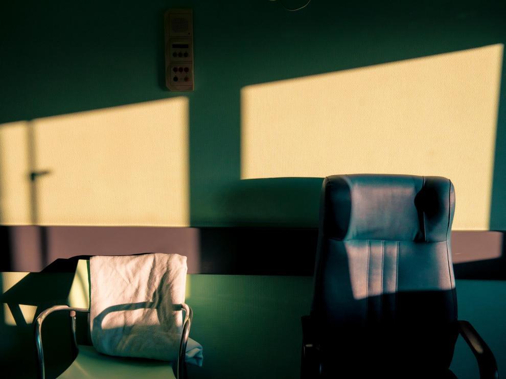 'Diario de una sala de espera'.