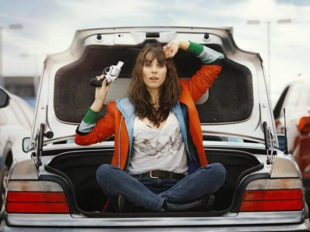 Maggie Civantos en la primera imagen de 'Express' de Starzplay