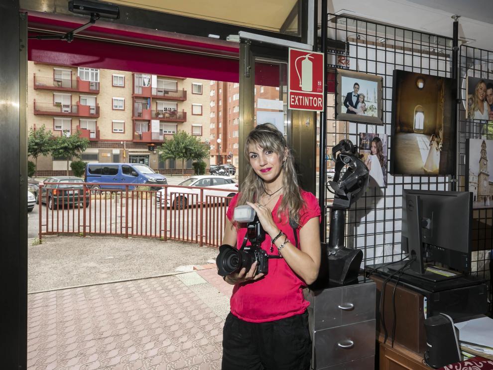 Myriam Navarro, de Foto estudio Navarro en Zaragoza.