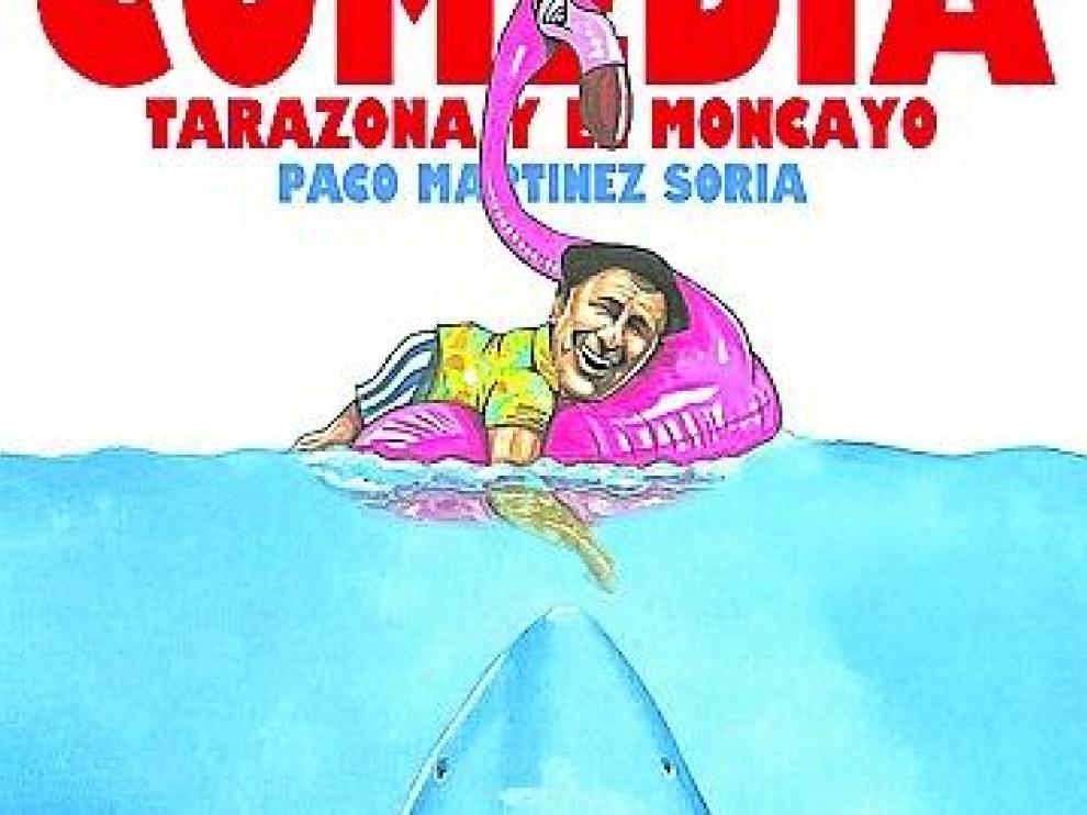 Cartel del Festival de Cine de Comedia de Tarazona