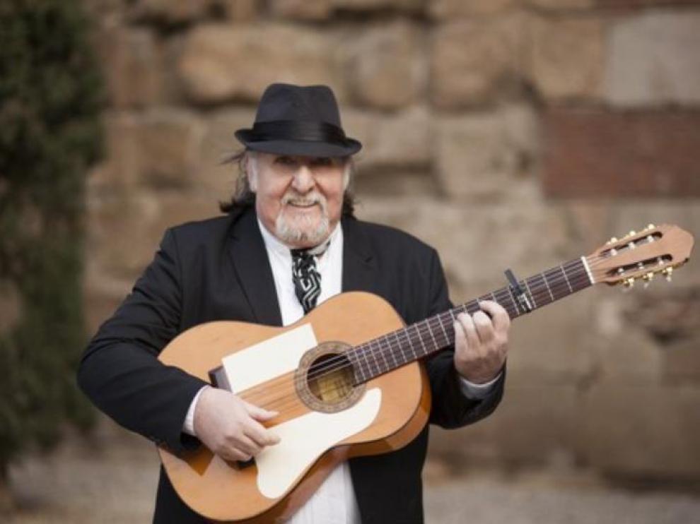 Ricardo Gabarre Clavería, es decir, El Junco, es uno de los artistas aragoneses reivindicados.