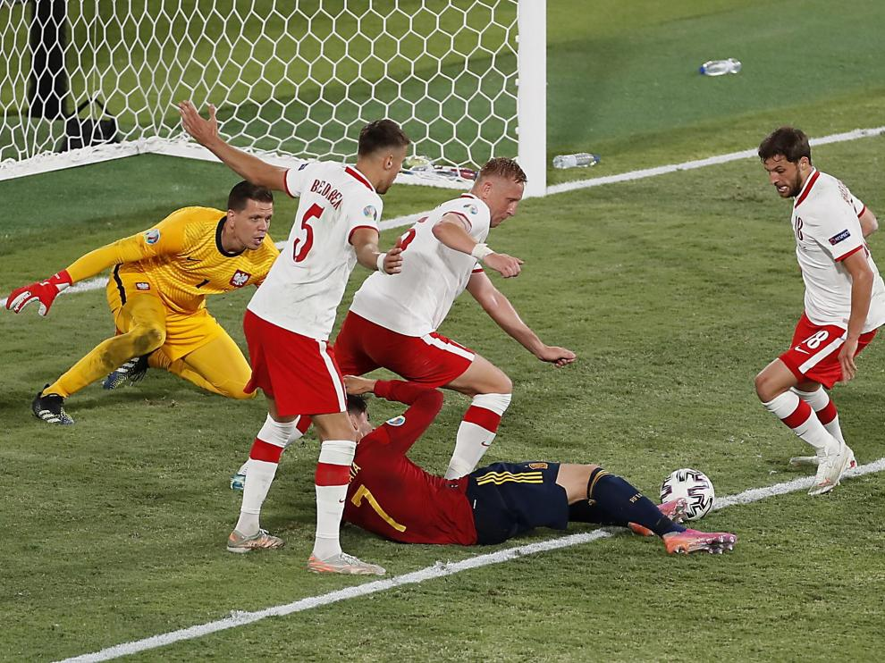 Group E Spain vs Poland