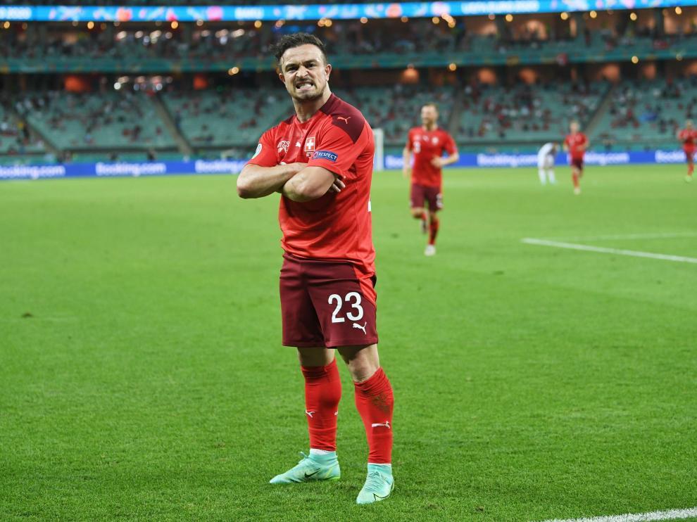 Group A Switzerland vs Turkey