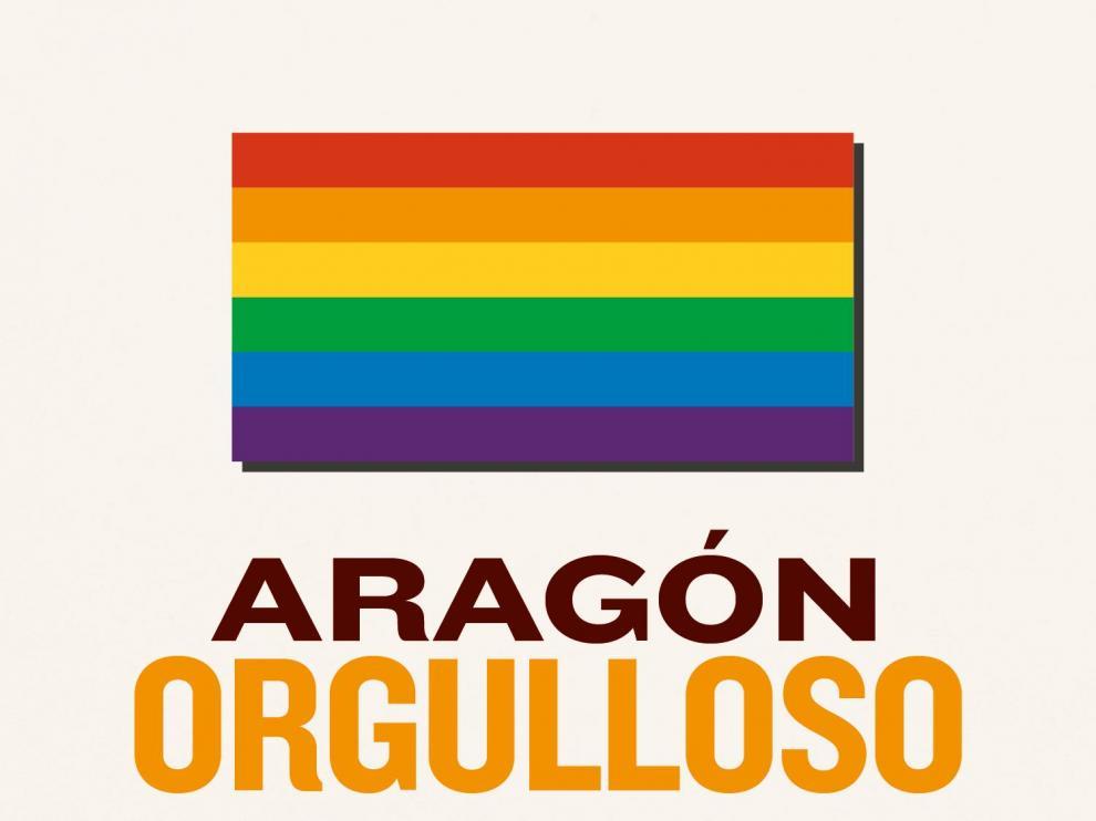 Campaña de la DGA por el día del Orgullo.