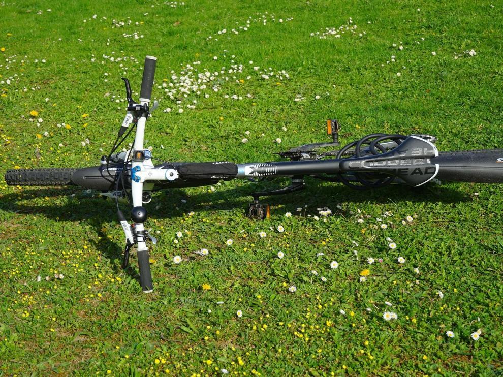 Una bicicleta en una imagen de archivo.