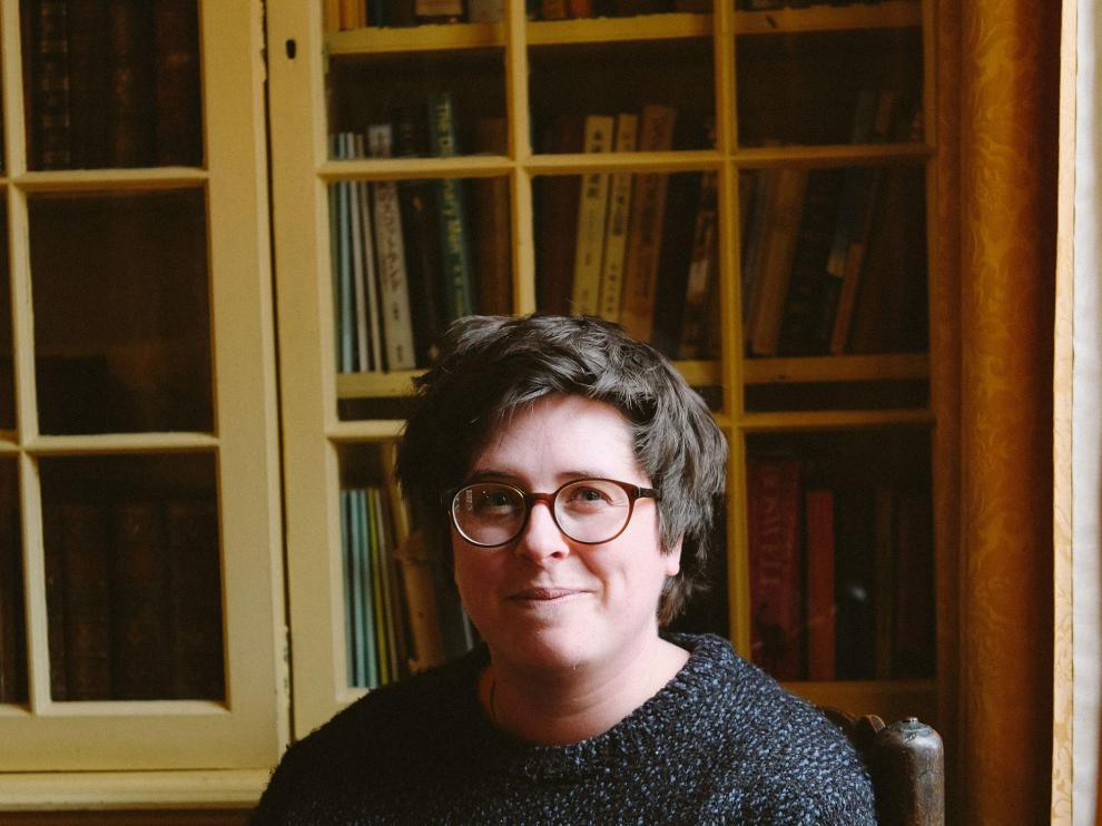 La escritora Eley Williams.