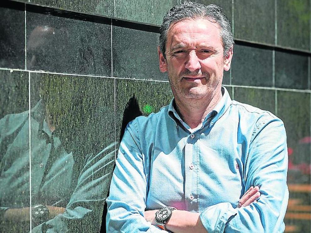 Carlos Mangado, experto en márquetin deportivo
