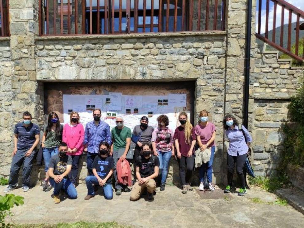 Participantes del proyecto Tararaina.