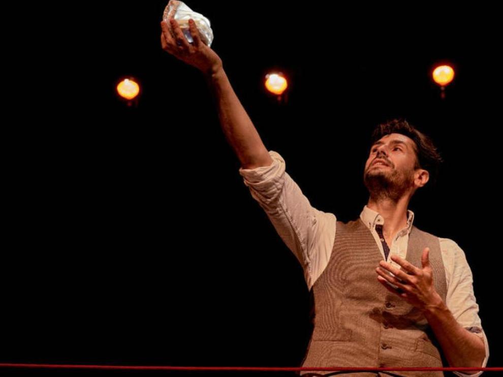 Juan Diego Botto, Premio Nacional de Teatro 2021