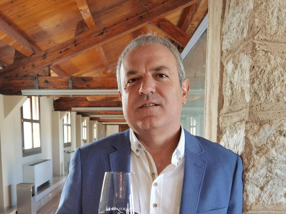 Francisco Berroy, nuevo presidente de la D.O. Somontano.