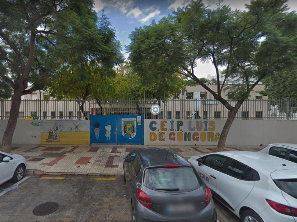 Los hechos han ocurrido en la puerta de un colegio de Málaga.