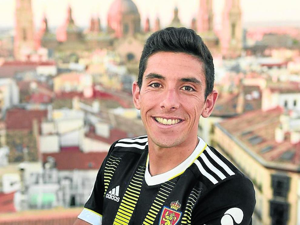Fran Gámez, nuevo fichaje del Real Zaragoza