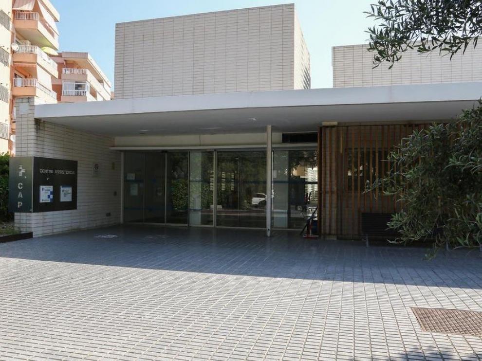Centro de Salud de Salou.