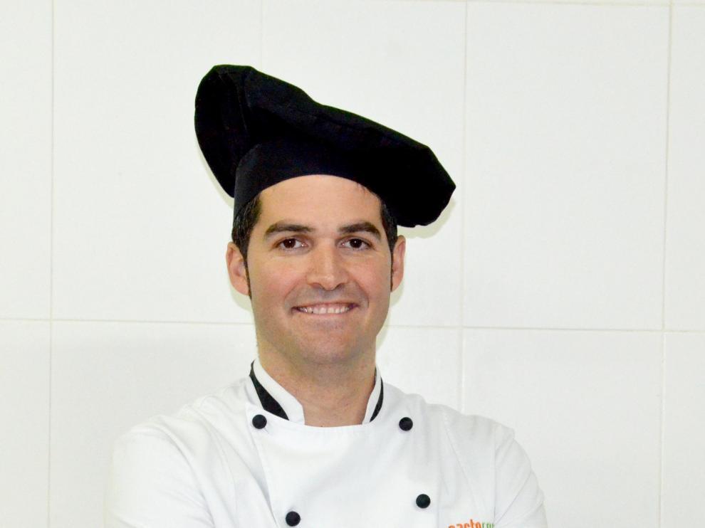 Javier Robles es maestro del cordero y jefe de cocina I+D+i de Pastores.