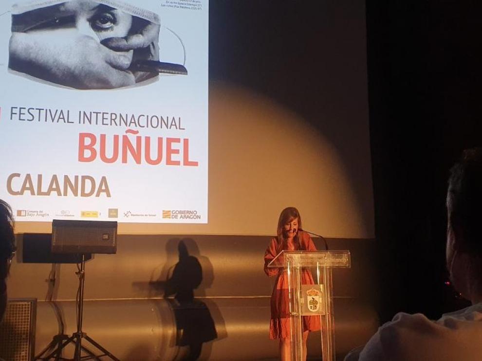 El XVI Festival Internacional Buñuel Calanda fue clausurado este sábado en la localidad turolense.
