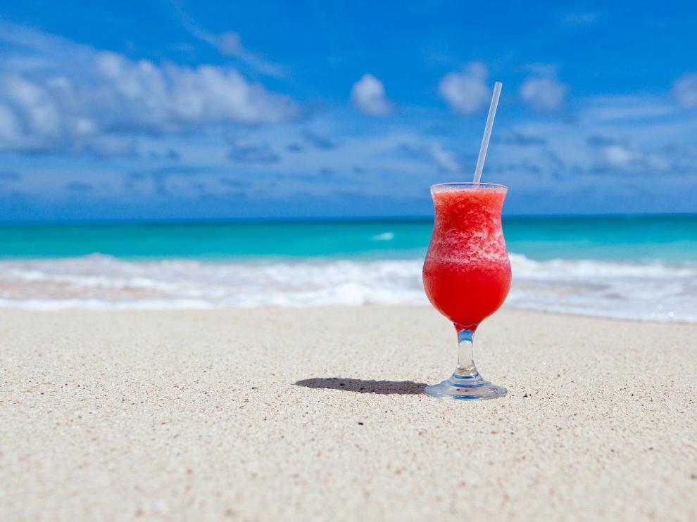 Las playas más solitarias no siempre resultan idílicas.