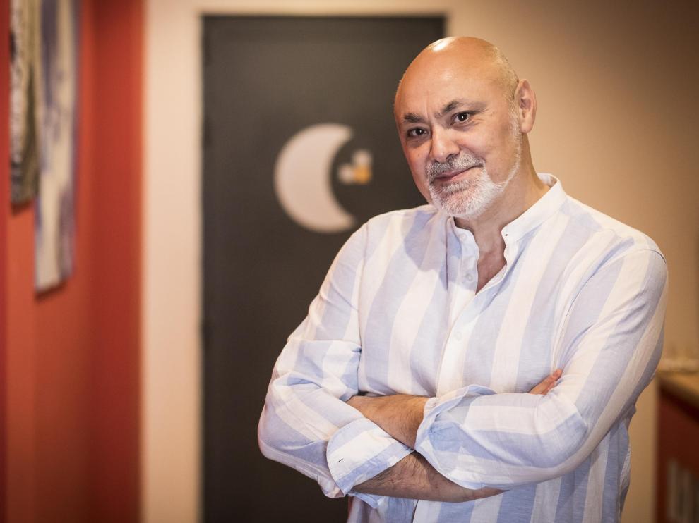 Gabriel Sopeña repasará sus canciones más emblemáticas este jueves en el ciclo 'Música al raso'.