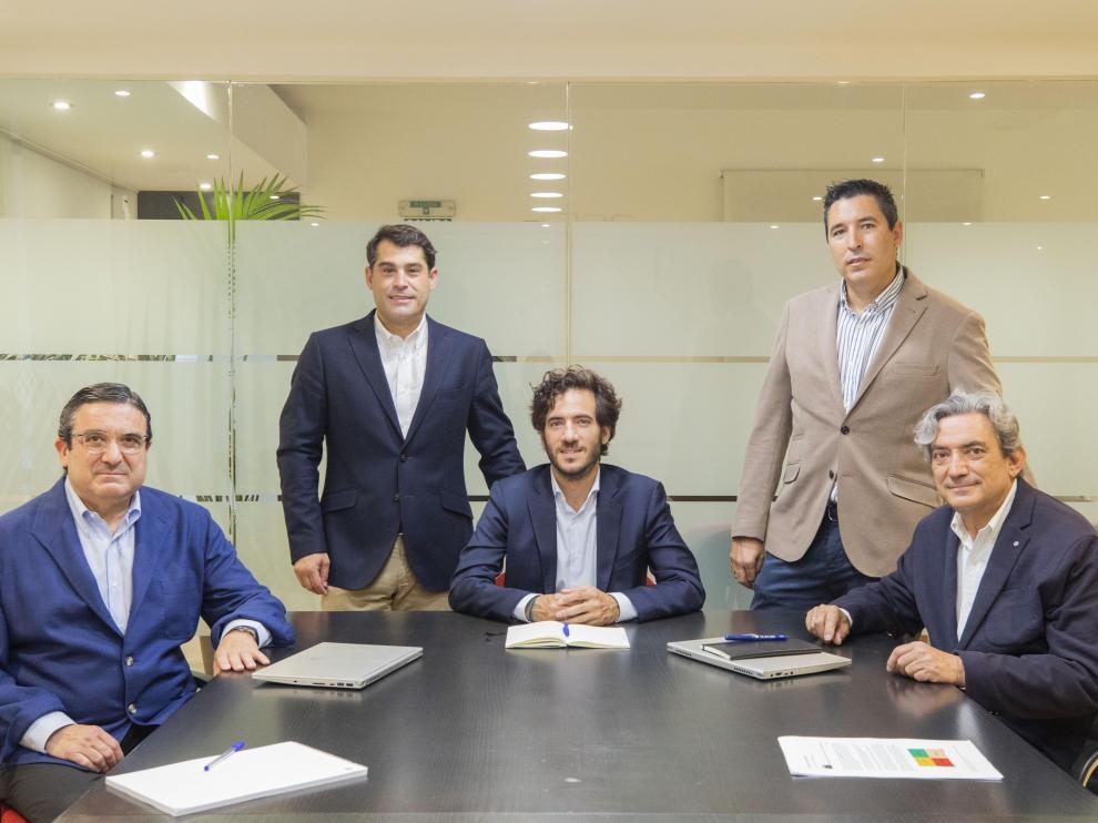 Cambio de generación en la empresa Mindual.