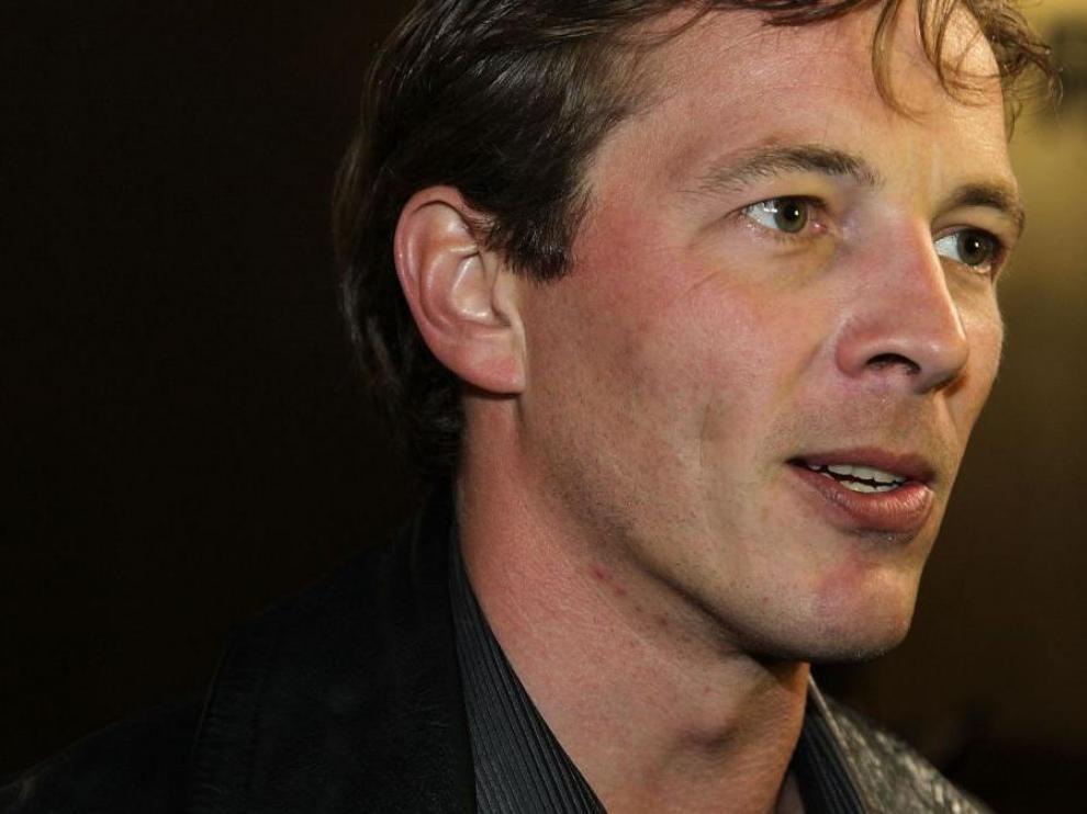 El actor Dieter Brummer.