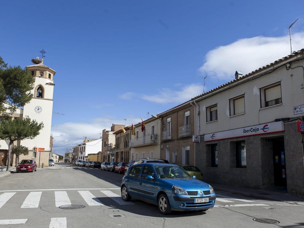 Una calle de San Juan de Mozarrifar, en una imagen de archivo.