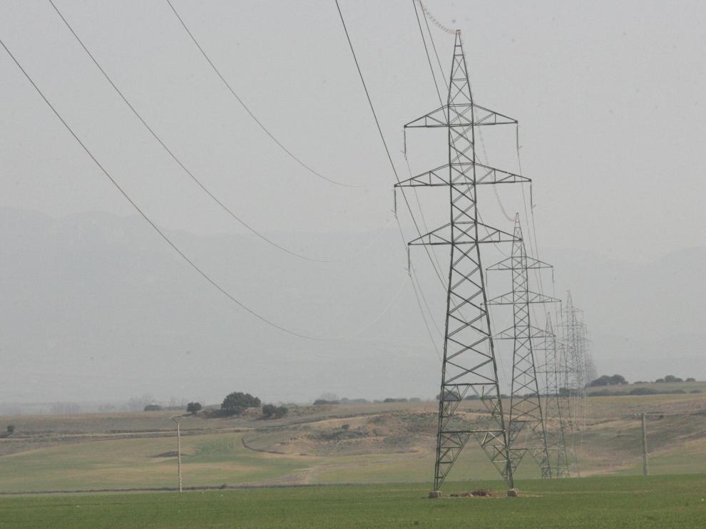 El coste de la electricidad supone un lastre para muchas empresas industriales aragonesas.