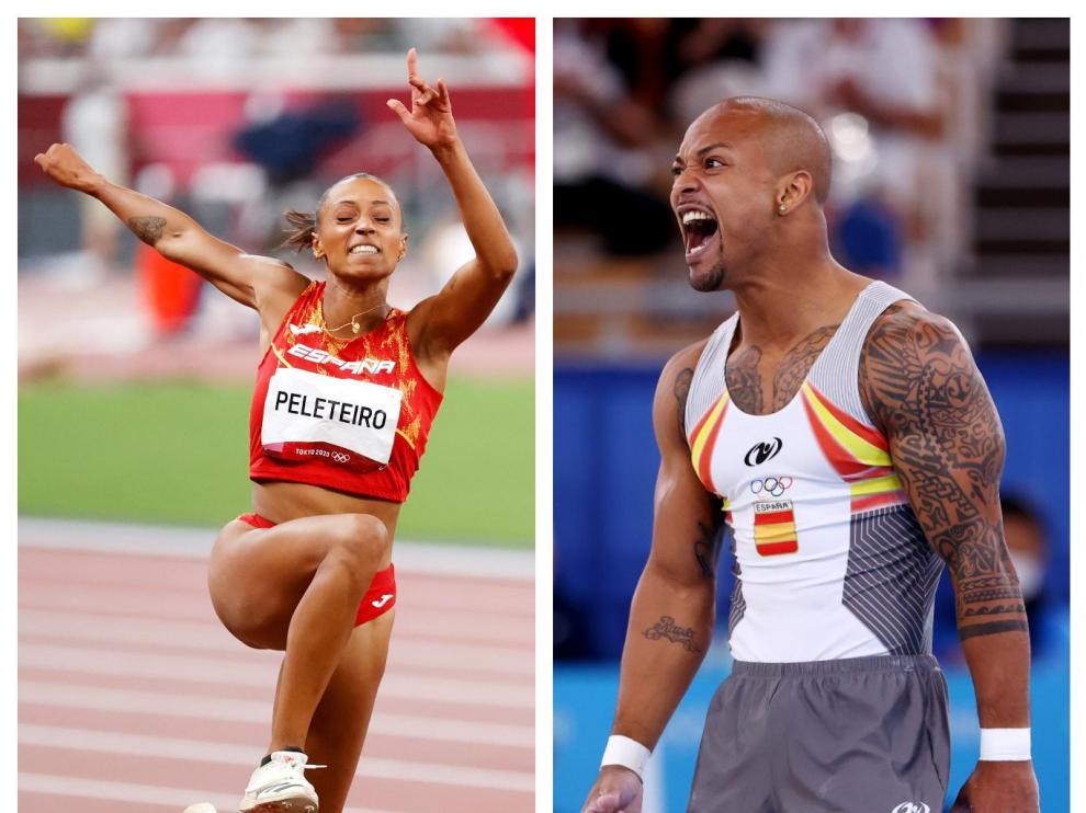 Peleteiro y Zapata, nuevos medallistas olímpicos españoles